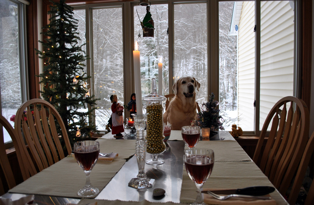 Wordless Wednesday Holiday feast